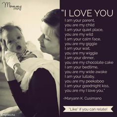 Mommy quote
