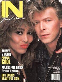 In Fashion (USA) - July 1987