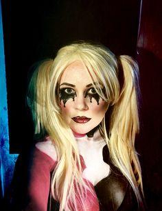Make up by me Dr Harley Quinn