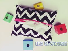 Baby Wipes cover wipes pouch wipes holder new Mum by LikeSewiously Origami Music Note, Music Notes, Chevron, Sunglasses Case, My Etsy Shop, Pouch, Black And White, My Love, Cover