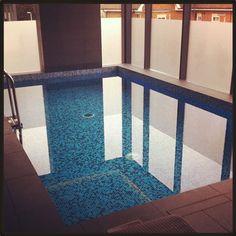Radisson Blu Edwardian Guildford Hotel swimming pool!