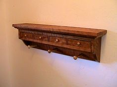 Make a Shaker style coat rack   Woodworking for Mere Mortals