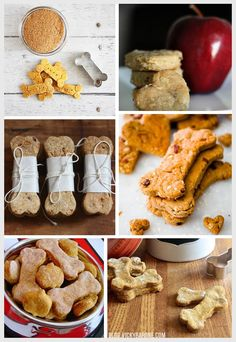 6 Homemade Dog Treat Recipes | Things I Love: Homemade Dog Treats | Vicky Barone