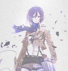 Mikasa Ackerman - L'attaque des Titans