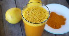 Oggi vi spiegherò come abbinare curcuma e limone per preparare una bevanda che accelera la digestione e perdere fino a 2kg a settimana.