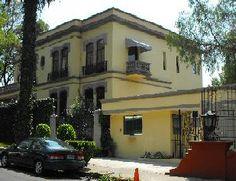 Embajada brasileña en Polanco.