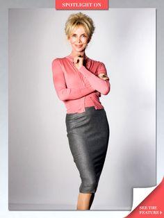 Spotlight On: Trudie Styler   The Tory Blog