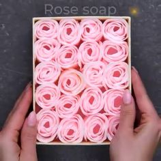 them, sell them, or simply wash your hands with them! (Just don't eat them 😜) - Best DIY. -Gift them, sell them, or simply wash your hands with them! (Just don't eat them 😜) - Best DIY. - Not only amazing . Diy Crafts To Do, Diy Crafts Hacks, Arts And Crafts, Diy Projects To Sell, 5 Minute Crafts Videos, Craft Videos, Diy Videos, Diy Gifts Videos, Diy Cadeau