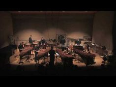 Marimba Heritage by Mark Ford    UNT Percussion Ensemble