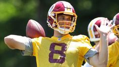 Drew Brees' extension could benefit Kirk Cousins