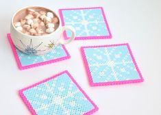 Snowflake coaster ma