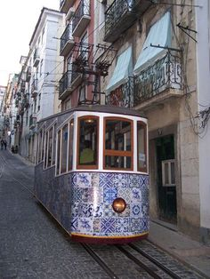 Tram, Electrico, Lisbon, Lisboa, Portugal. Visiting the Expo with a British Trade Mission