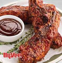 No grill or smoker? Still need some ribs? No problem. Fiery Country Ribs are baked in the oven and get their smokiness from a full-flavored barbecue sauce.