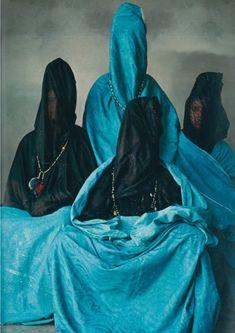 Penn, Irving (1917-2009) - 1971 Veiled Mystery of Morocco