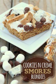 Cookies N Creme Smor