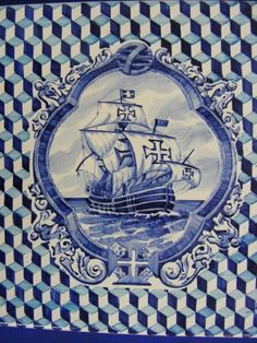 We will be waiting for you with Portuguese flavors for you to taste, a delicious C. Portuguese Culture, Portuguese Tiles, Tile Art, Mosaic Tiles, Trumeau, Tuile, Blue Tiles, Oriental Pattern, Iron Work