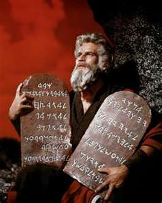 """Interestingly this shows possibly Aramaic script-- certainly the Ten Commandments would have looked something like the Code of Hamurabi Dr. Taylor Marshall : """"Did the Divine Law exist before Moses? I Movie, Movie Stars, Estilo Indie, Moise, Cinema, Before Us, Classic Movies, Classic Tv, Old Movies"""