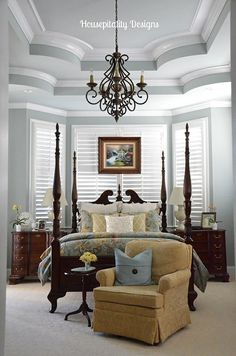 Master Bedroom for Spring by shirleystankus, via Flickr
