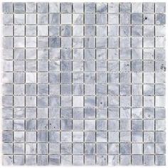 Bardiglio Nuvolato 3 / 4 Squares