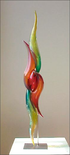 Richard Royal                                                                                               Glass Sculpture              ...