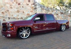 2014 Lowered Silverado. This truck looks sick!!!