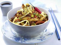 Wok-Rezepte - bunte Pfannengerichte auf Asiatisch - asiabratnudeln  Rezept