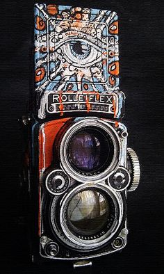 My custom Rolleiflex by YouthOne (Portugal) | Flickr - Photo Sharing!
