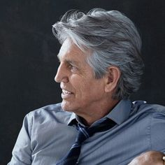 53 Magnificent Hairstyles for Older Men - Men Hairstyles World - Hair Styles Older Mens Long Hairstyles, Older Men Haircuts, Men Hairstyles, Wedding Hairstyles, Medium Length Hair Men, Mens Medium Length Hairstyles, Mens Mid Length Hair, Long Gray Hair, Men With Grey Hair