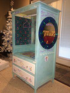 Disney Frozen Custom Dresser Diy Kids Furniture Projects
