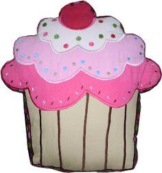 Cupcake Shape Cushion