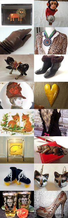 🗼 👑 Don't let your monkey get wound up too tight .👑🗼   by BLS on Etsy--Pinned+with+TreasuryPin.com