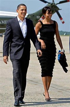 My president and first lady