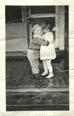 siblings c. 1930s/40s