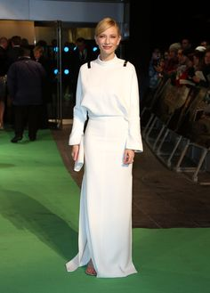 Cate Blanchett at the Hobbit: An Unexpected Journey - UK premiere.