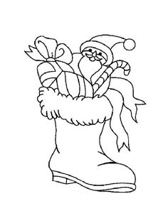 Awesome Coloriage Botte Noel that you must know, Youre in good company if you?re looking for Coloriage Botte Noel Tractor Coloring Pages, Santa Coloring Pages, Cat Coloring Page, Christmas Coloring Pages, Free Printable Coloring Pages, Free Coloring Pages, Coloring Books, Christmas Colors, Simple Christmas