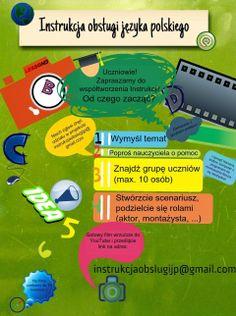 Instrukcja obsługi języka polskiego