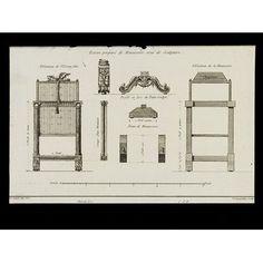 Cahiers d'Ameublements (Furniture design)