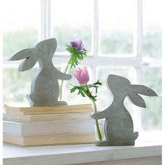 40 Best Easter Decorations Ideas 6 – Home Design Easter Projects, Easter Crafts, Easter Ideas, Summer Crafts, Diy And Crafts, Diy Osterschmuck, Easter Pillows, Concrete Crafts, Diy Easter Decorations