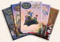 The Secrets of Droon book series by Tony Abbott | Scholastic.com