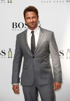 "Gerard Butler ""Man of Today"" @hugoboss - London, Sept. 2, 2014"