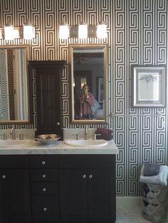 wallpaper #bathroom