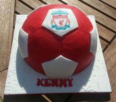Liverpool Fc Cake Topper Australia