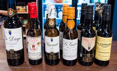 Sherry spans a wide range of flavors