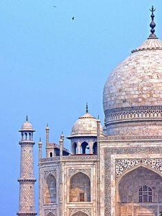 Taj Mahal and the story behind