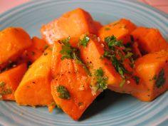 The Chubby Vegan: Cuban Style Sweet Potatoes