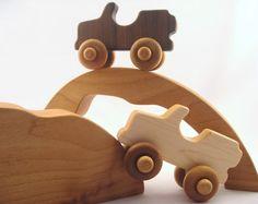 organic wooden toy set