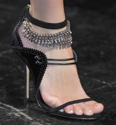 Wild Shoes from New York Fashion Week