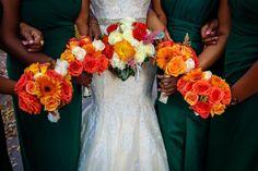Munaluchi Bride Magazine | Haitian Wedding | Real Weddings