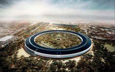 A nova Sede da Apple
