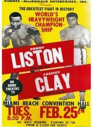 Risultati immagini per vintage poster box fight